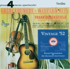 Frank Chacksfield VINTAGE '52 & GREAT COUNTRY AND WESTERN HITS - CDLK4325
