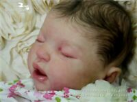 Studio-Doll Baby  Reborn  GIRL  Ephram by Melody Hess like real baby