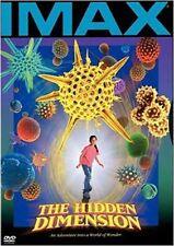Imax - The Hidden Dimension (Cubierta Complemento) Nuevo DVD