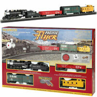 Bachmann 00692 Pacific Flyer Starter Electric Train Set HO Scale