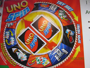 UNO: Spin NIB The Next Evoluton of The Classic Card Game