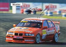 Autógrafo en foto 13x18 cm stw 1998 príncipe Leopold de Baviera-BMW 320i