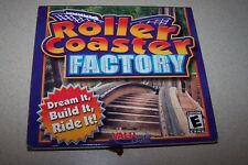Roller Coaster Factory (PC, 2000)