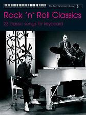 Easy Keyboard Library Rock n Roll Classics Rock n Roll BEGINNER FABER Music BOOK