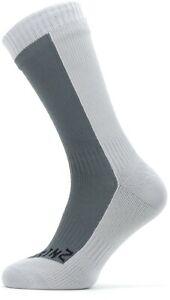 Seal Skinz Waterproof Cold Weather Mid Length Sock Men's Large