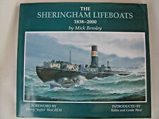 More details for the sheringham lifeboats 1838-2000 by mick bensley