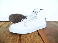 DVS SHOES TRIPP HI WOMEN SNEAKER NEU WHITE US 6 EUR 36.5 DVS SHOES
