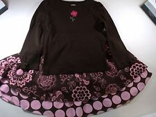 Gymboree Woodland Friends Top 6 Greggy Girl Polka Dot Twirl Skirt Outfit Lot G2