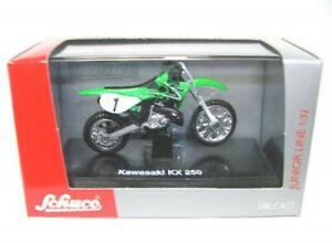 Kawasaki KX 250 No. 1 (Green) 1:3 2 Schuco