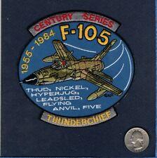 F-105 THUNDERCHIEF THUD USAF TFS VIETNAM Republic Fighter Squadron Patch