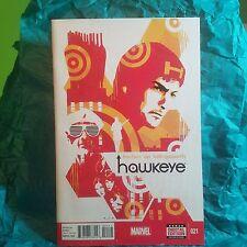 Hawkeye #21 Matt Fraction David Aja 2015 NM