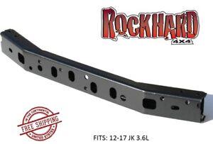 Rock Hard 4X4 Doublewall Transmission Crossmember 12-18 Jeep Wrangler JK 3.6L V6