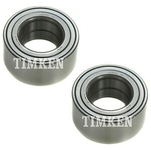 Pair Set of 2 Rear Timken Wheel Bearings for Ford Explorer Sport Track 4WD