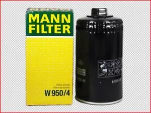 VW Transporter CARAVELLE 05/1995 - 04/2003 Mann W950/4 Oil Filter