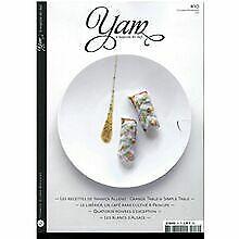 Yam Le magazine des chefs n°10 de yannick alleno   Livre   état bon