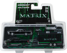 Greenlight The Matrix 2015 Ford F-150 w 1965 Lincoln Continental 1/64  31040 B