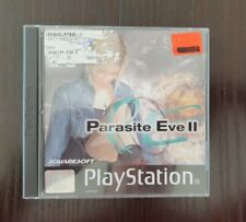 PS1  Sony Playstation 1 game Parasite Eve II boxed MINT CONDITION