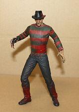 McFarlane Freddy Krueger A Nightmare on Elm Street Movie Maníacos Americanos Action Figure