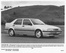 1997 Saab 9000 Aero Press Photo 0048