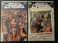 Heroes In Crisis The Price Part 2 Flash Vol 5 #64 Cover C Variant Blank Cover