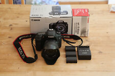 Canon EOS 7D w/ EF-S 15-85mm 1:3.5-5.6 IS USM lens & accessories