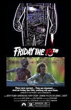Friday The 13th Part 1 UNSIGNED 11x17 PHOTO #1 Jason Voorhees