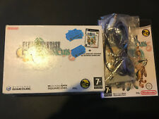Final Fantasy Crystal Chronicles Gamecube Game Cube PAL ESPAÑOL NUEVO NEW