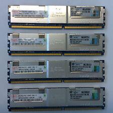 4 x 8GB PC2-5300 HMP31GF7AFR4C-Y5D5 AB ECC (HP pn 398709-071)