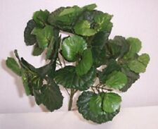 Artificial flowers & plants silk Geranium Bush F19 - SPECIAL CLEARANCE PRICE!!