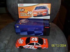Action 1/24 Scale #20 Tony Stewart Home Depot 2000 Pontiac Bank 1 of 2508