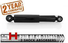 2 NEW REAR GAS SHOCK ABSORBERS VAUXHALL ASTRA II G CLASSIC ///GH-333657///