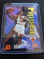 1997-98 SKYBOX ZForce Z-FORCE Scottie Pippen #66 Chicago Bulls Last Dance