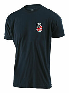 Troy Lee Designs 2020 Peace Out Tee Navy TLD Men's T-Shirt XL