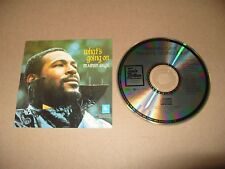 Marvin Gaye What's Going On cd 19 tracks cd is Excellent condition