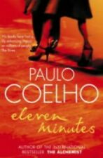 ELEVEN MINUTES by Coelho, Paulo Paperback Book The Fast Free Shipping