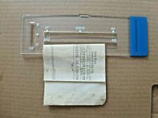 NOS 1978 Chevrolet Blazer GMC Jimmy Heater Control Panel Face # 00339830