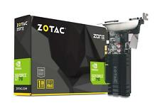 ZOTAC GeForce GT 710 1GB DDR3 PCIE x 1  DVI HDMI VGA Low Profile Graphic Card...