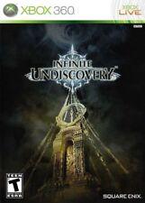 Infinite Undiscovery Xbox 360 New Xbox 360
