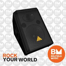 Behringer EUROLIVE VS1220F Passive PA Monitor Speaker Foldback 600W 12'' Inch