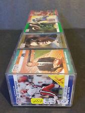 1990 NFL Pro Set Complete Set w/SP's in Plastic Case - NFL