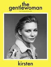 The GENTLEWOMAN Magazine #13 S/S 2016 Kirsten Dunst by Alasdair McLellan NEW