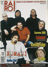 RARO176 NOMADI DALIDA VANILLA FUDGE COLOSSEUM BEATLES POOH magazine