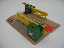 BRIO LEVEL CROSSING for Wooden Train Track Set ( Brio Thomas )