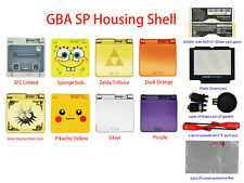 New Replacement Housing Shell Pack GBA SP Game Boy Advance SP -Special Pattern