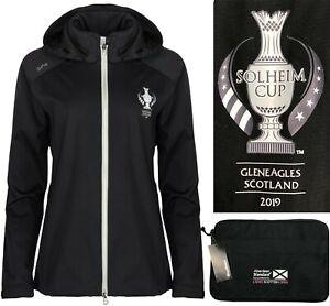 Ping Golf Ladies Waterproof Jacket - Mette - UK14 RRP£100 Solheim Cup FREE GIFT