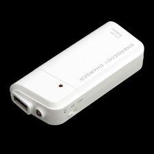 Chargeur Batterie d'Urgence Universel pour iPod iPhone Toutes Marques Mobile