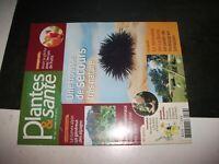 ** Revue Plantes & Santé n°137 Trousse de secours -  Banian - Rumex alpin