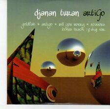 (EI4) Djanan Turan, Artigo - CD