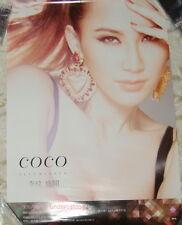 Coco Lee Illuminate 2013 Taiwan Promo Poster