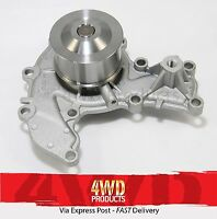 Water Pump - Holden Rodeo R9 3.2-V6 6VD1 (98-03) / RA 3.5-V6 6VE1 (03-05)